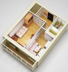 утратившим право пользования жилым помещением